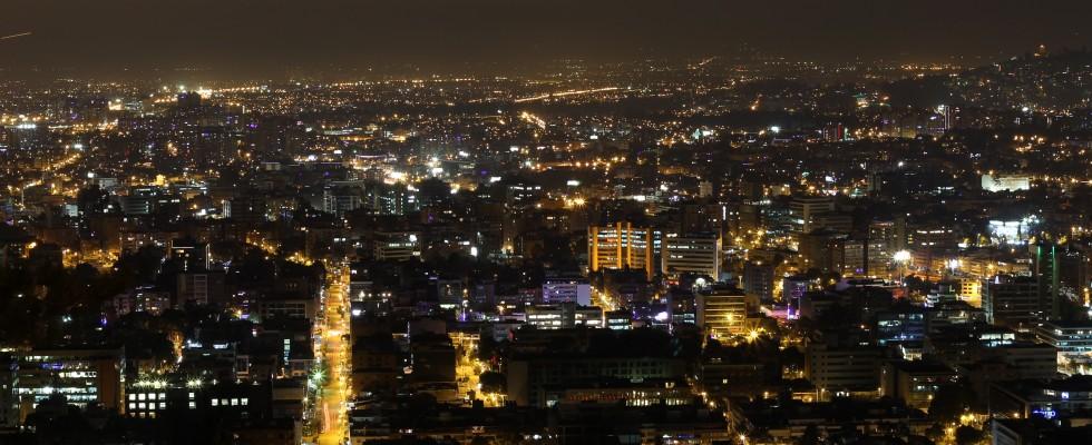 Bogotá Por Lo Alto